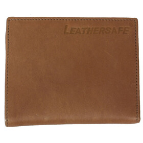 Leathersafe Purse tabak